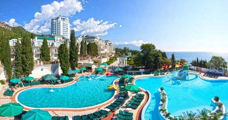 Лучшие санатории Южного берега Крыма (Ялта, Алушта)