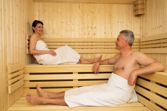 зрелые баня