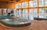 Бесплатное посещение комплекса бассейнов и бань в июле в Бирштонасе