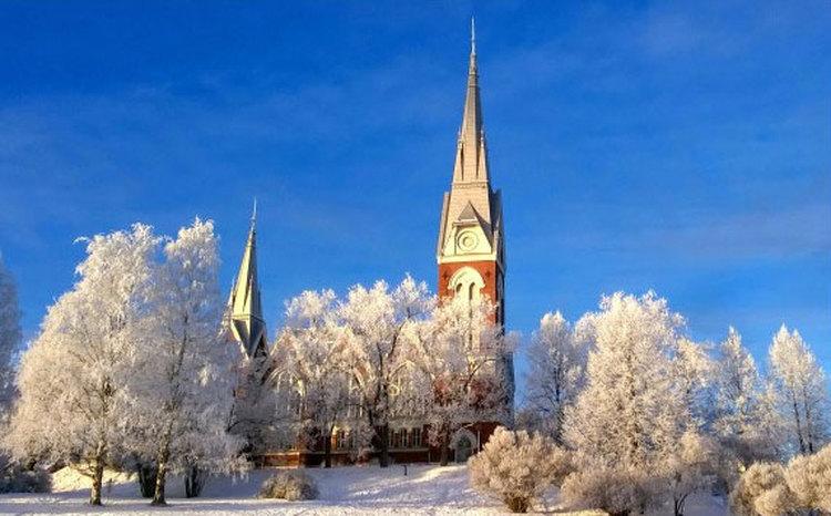 Город Йоенсуу - Культура и Традиции Финляндии - 3 дня