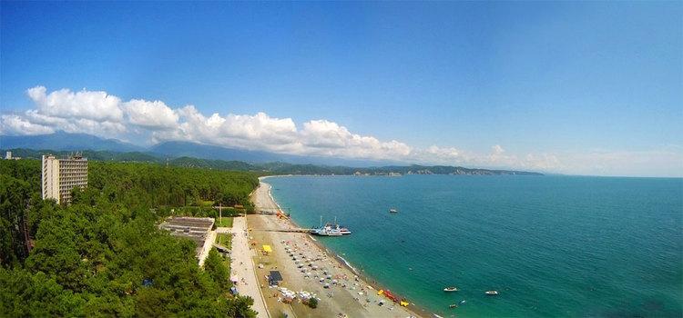 Советы и рекомендации: как выбрать пансионат для отдыха в Пицунде (Абхазия)