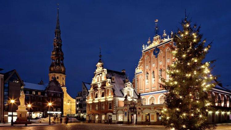 Романтика Новогодней Риги - 3 дня