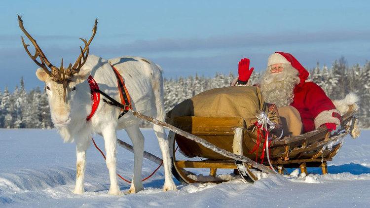 Зимние Каникулы в Финляндии - 3 дня