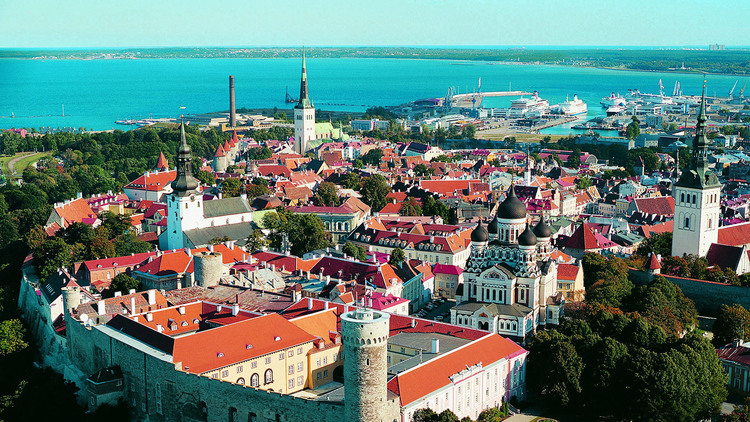 Эстония в миниатюре. Групповой автобусный тур из Санкт-Петербурга в Эстонию на ноябрьские праздники